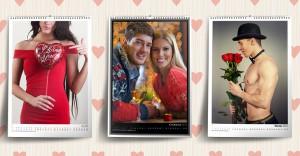 Fotokalendarze na Walentynki w Ouhmania.pl