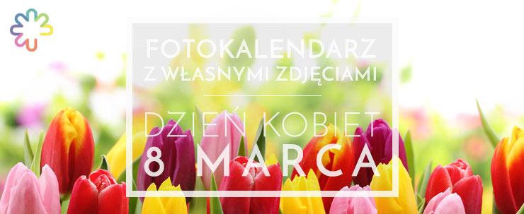 Fotokalendarze na Dzień Kobiet? Tak ale tylko z Ouhmania.pl