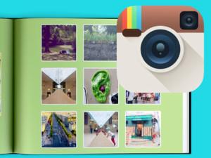 Zdjęcia z instagram w fotoksiążce