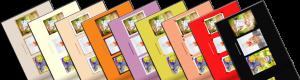 Wiele kolorów w fotoksiążce
