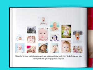 Wiele zdjęć na stronie w fotoksiążkach