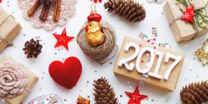 Nowy rok 2017 razem z Ouhmanią