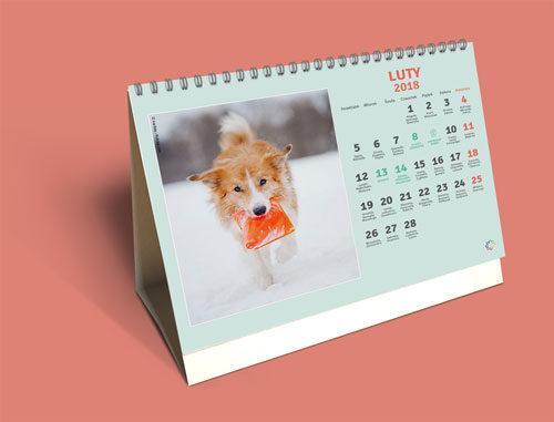Kalendarz12XXL klasyczny 2
