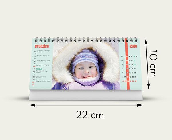 Rozmiar 22 na 10 cm  53 tygodnie plus okładka  Własne zdjęcie w każdym tygodniu  Własne święta  Dowiedz się więcej